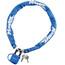 Masterlock 8390 Cavo antifurto 6 mm x 900 mm blu